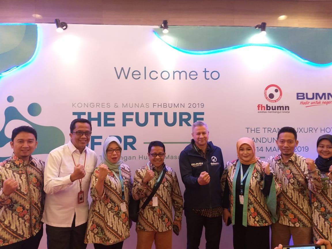 Forum Humas BUMN Gelar Kongres dan Munas di Bandung