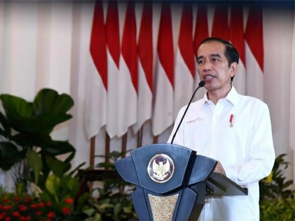 Presiden Jokowi Kutuk Agresi Israel ke Palestina