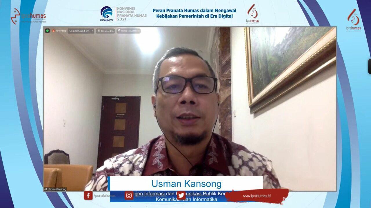 Iprahumas Indonesia Gelar Konvensi Nasional Pranata Humas 2021 Hari Kedua Berlangsung Meriah