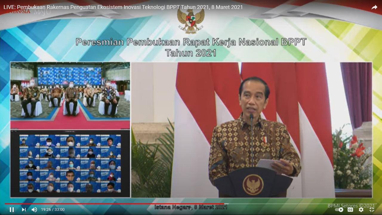 Indonesia Menuju Perekonomian Berbasis Inovasi dan Teknologi